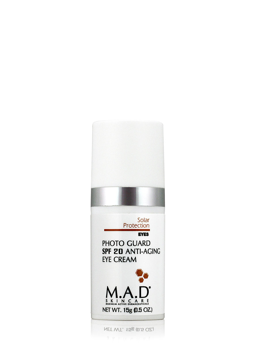 Photo Guard SPF20 Anti Aging Eye Cream — антивозрастной крем для глаз с защитой SPF 20