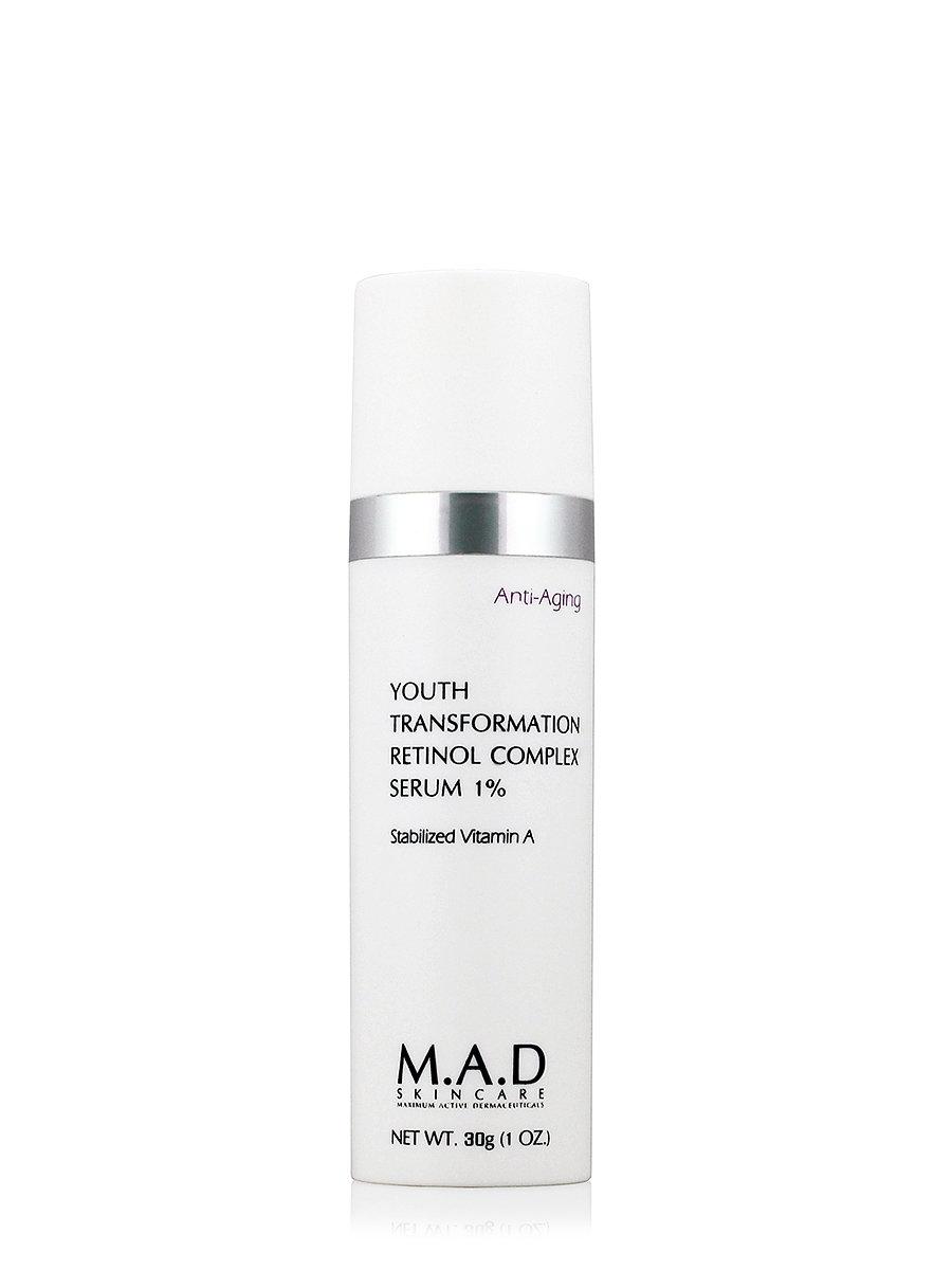 Youth Transformation Retinol Complex Serum 1%- Сыворотка для комплексного омоложения кожи с 1% ретинолом