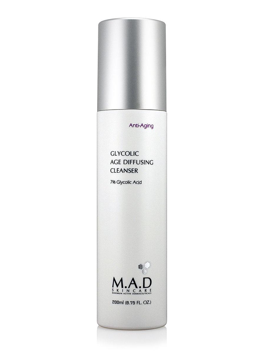 Glycolic Age Diffusing Cleanser- Очищающий гель с 7% гликолевой кислотой предотвращающий старение кожи