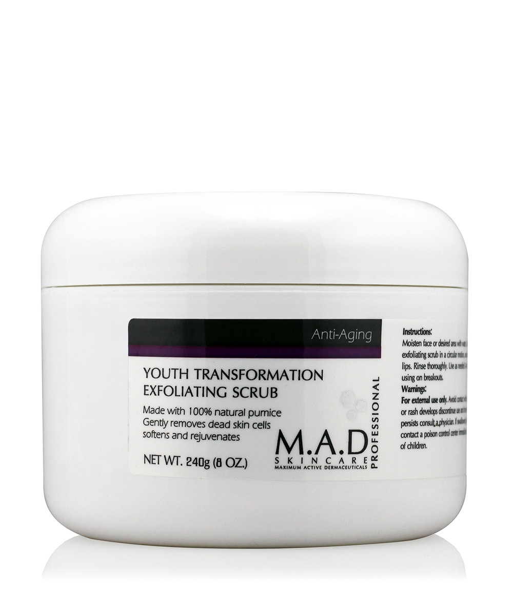 Youth Transformation Exfoliating scrub — Отшелушивающий крем-скраб с омолаживающим эффектом