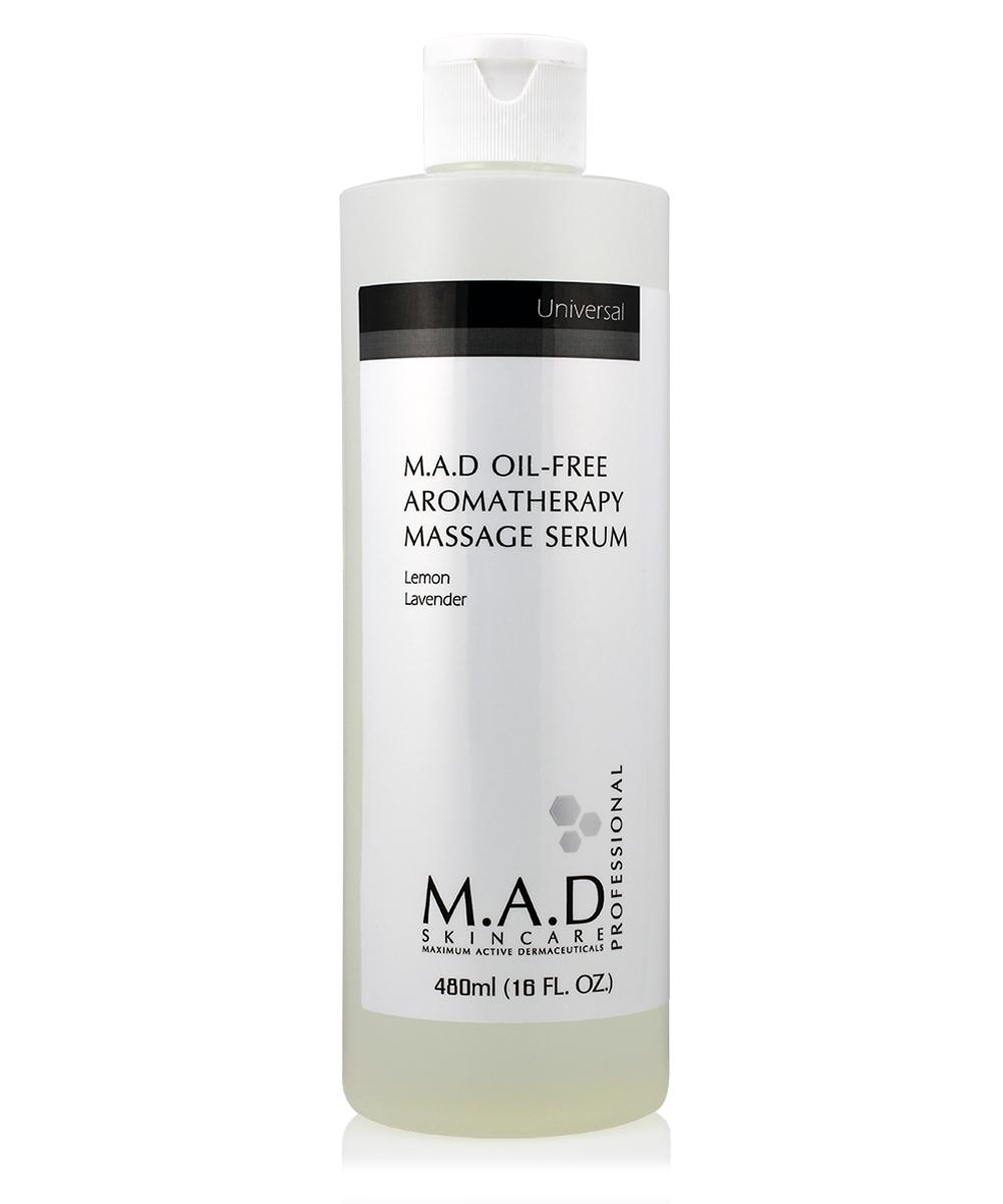 M.A.D Oil Free Aromatherapy Massage Serum — массажная сыворотка