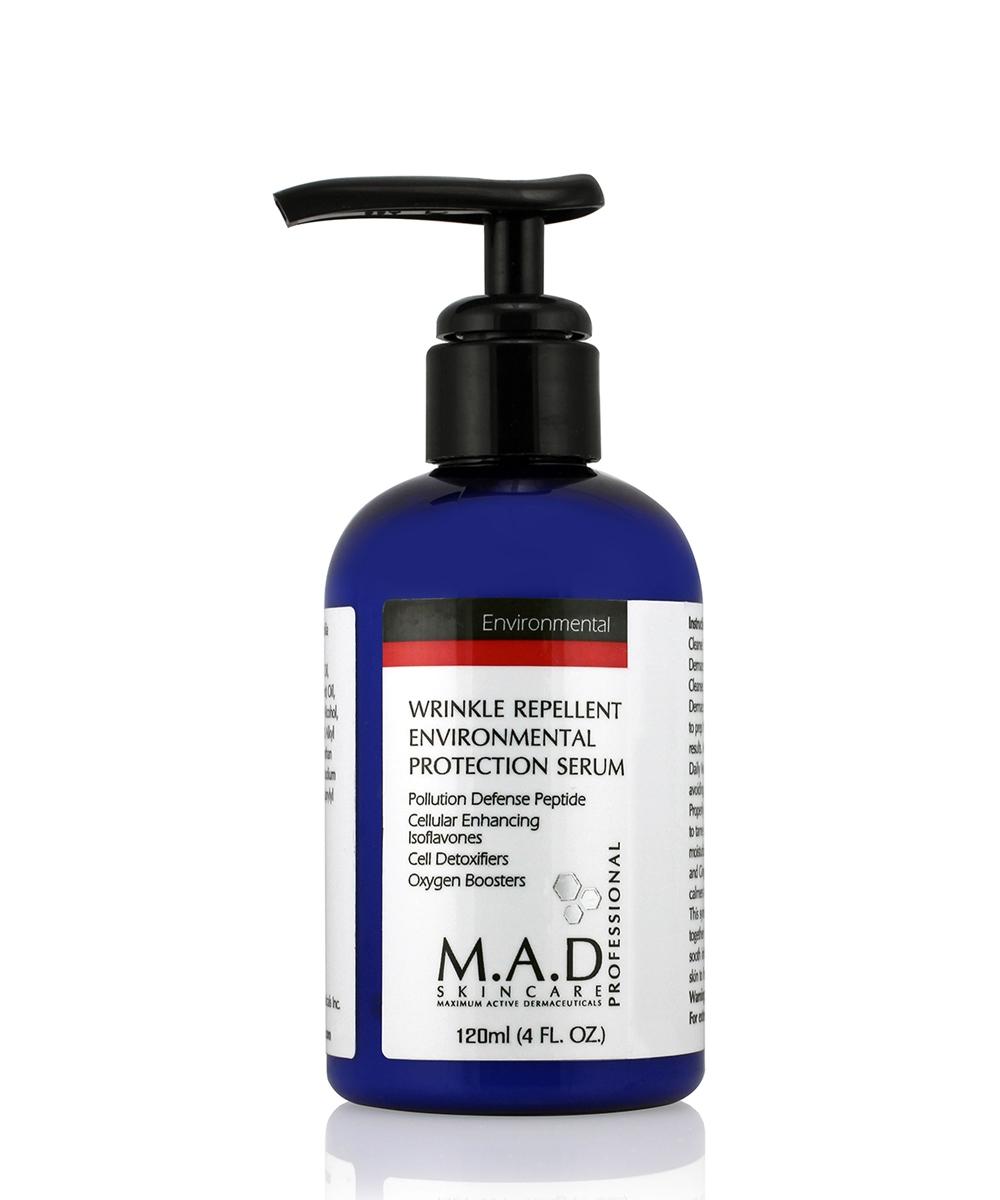 Wrinkle repellent environmental protection serum — Защитная сыворотка против морщин