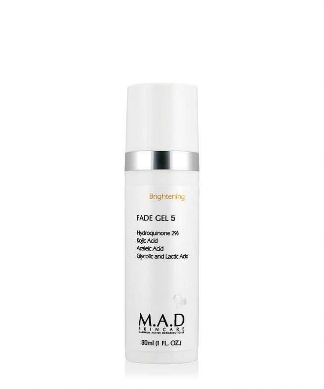 Fade Gel 5 — Активный гель с 2% гидрохиноном для нормализации тона кожи